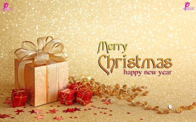 merry christmas & happy new year 2016